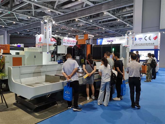 固达机械参加2020上海CME机床展今日隆重开幕!