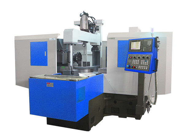 數控雙側銑床YG-600NC