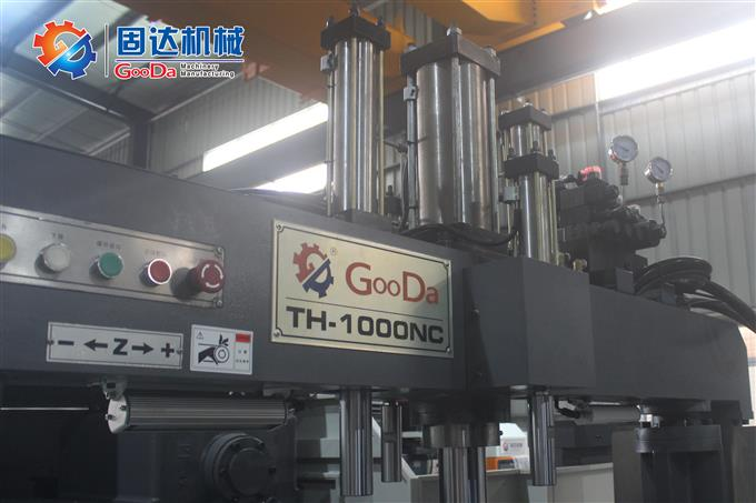 固達數控精密型雙側銑床TH-1000NC
