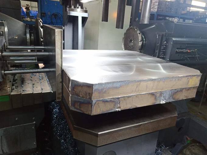 數控強力型雙側銑床JJR-850NCR